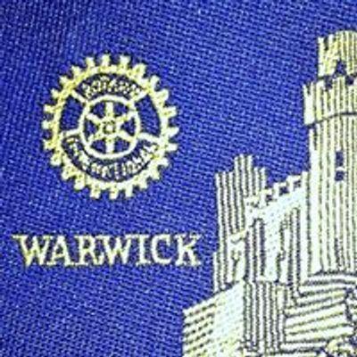Rotary Club of Warwick, England