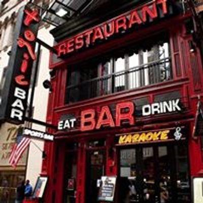 Tonic Bar, Times Square