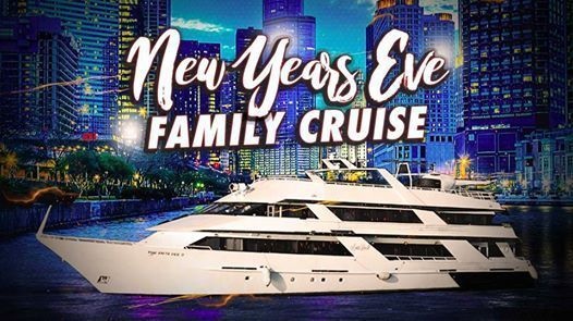 New Years Eve Family Friendly Cruise