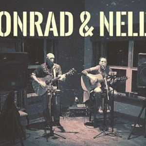 Live Music at The Moon with Conrad &amp Nellor