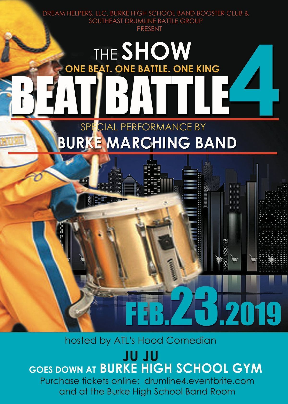 Charleston Beat Battle 4