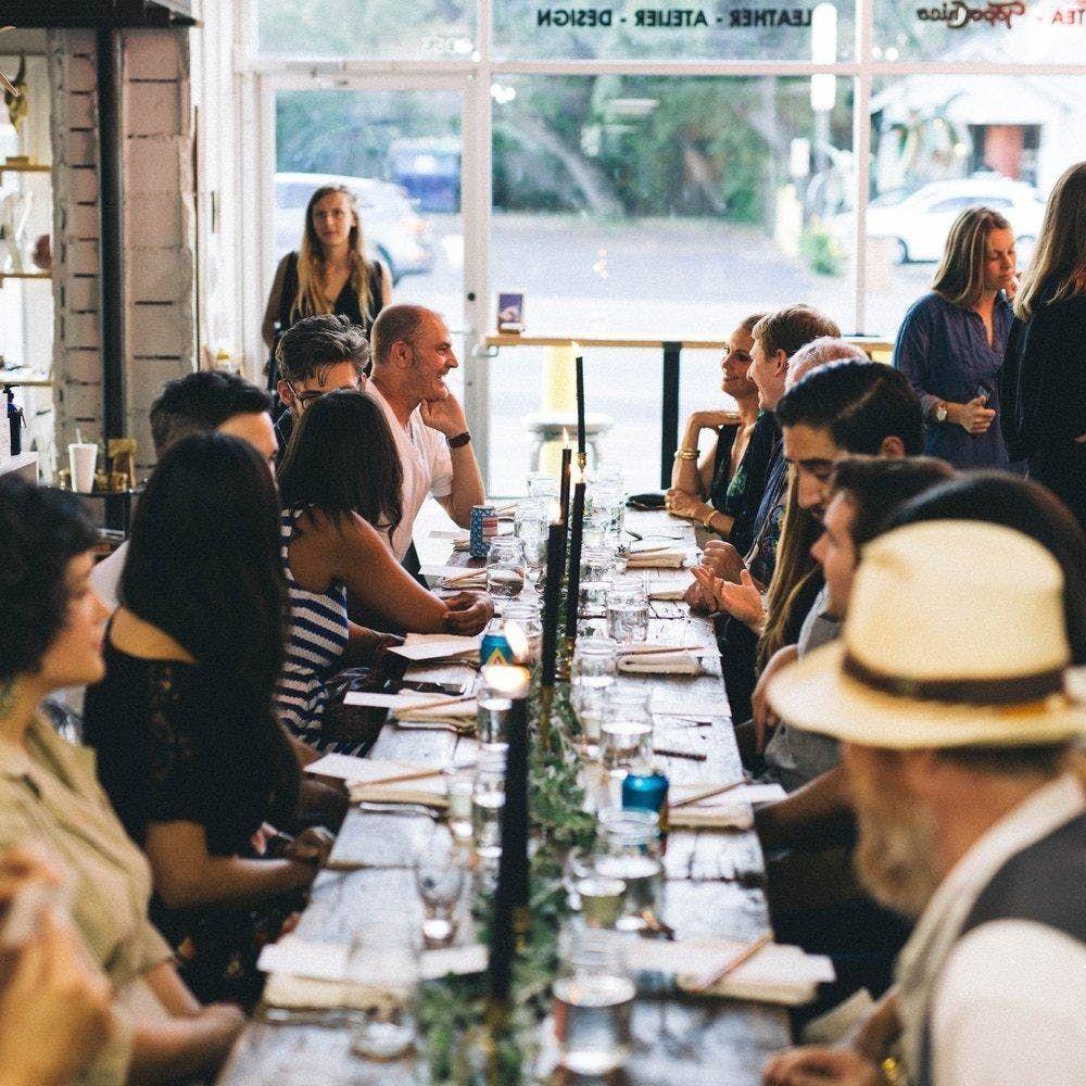 Supper Club Event Series
