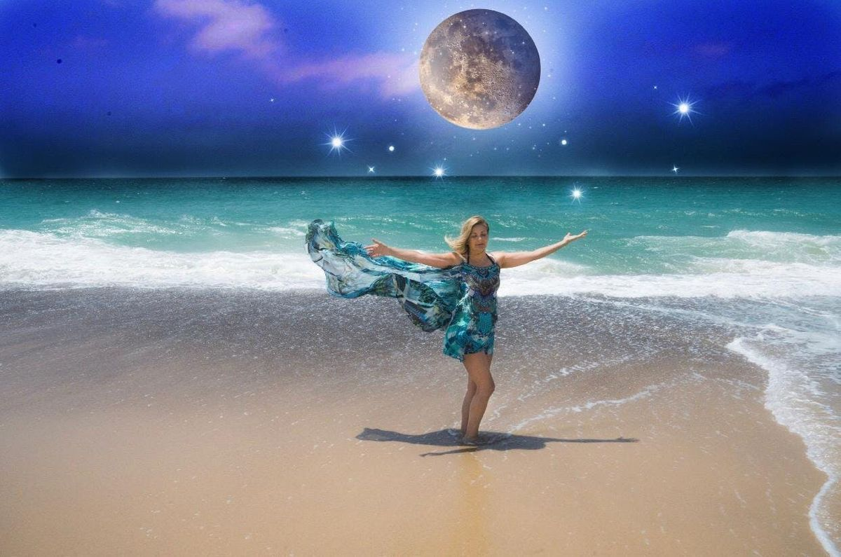 Guided Full Moon Meditation
