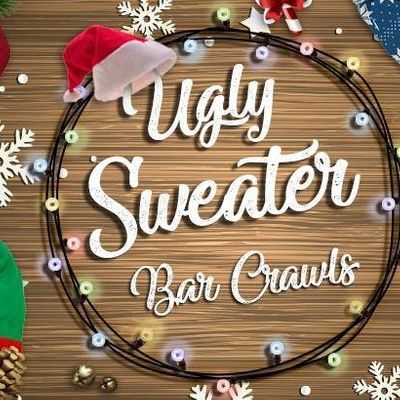 3rd Annual Ugly Sweater Crawl Greenville SC