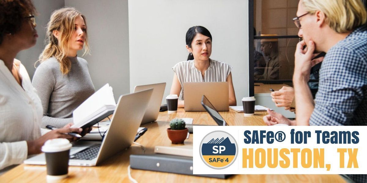 SAFe for Teams 4.6 Certification - Ultimate Agile Experience