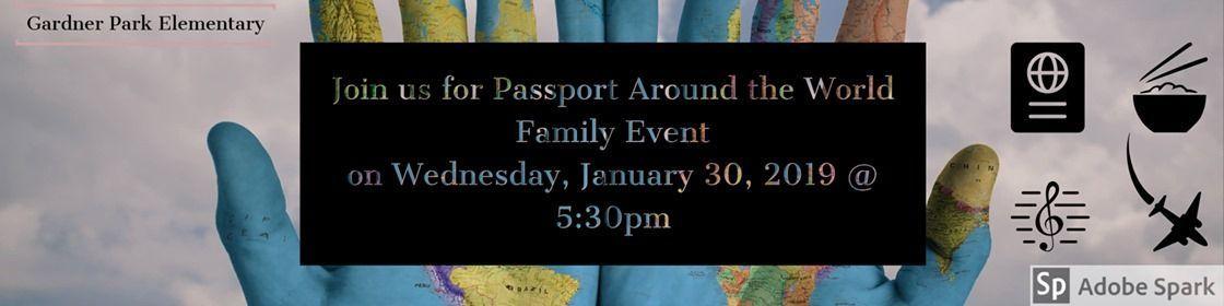 passport application gastonia nc