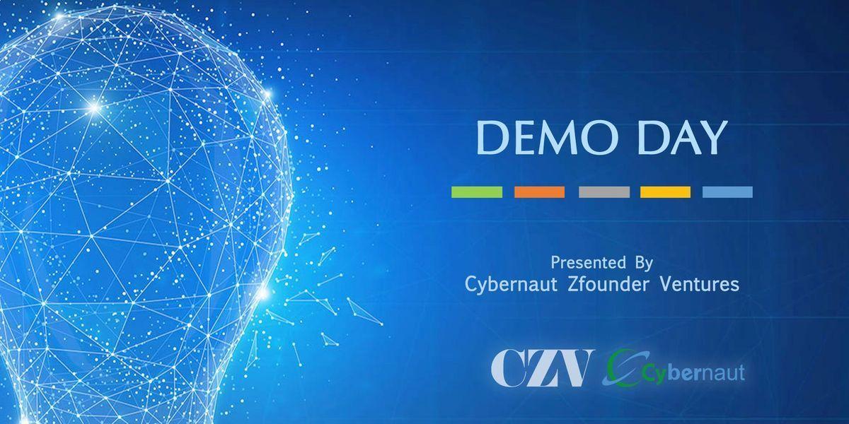 Demo Day-Cybernaut Zfounder Ventures December 2018