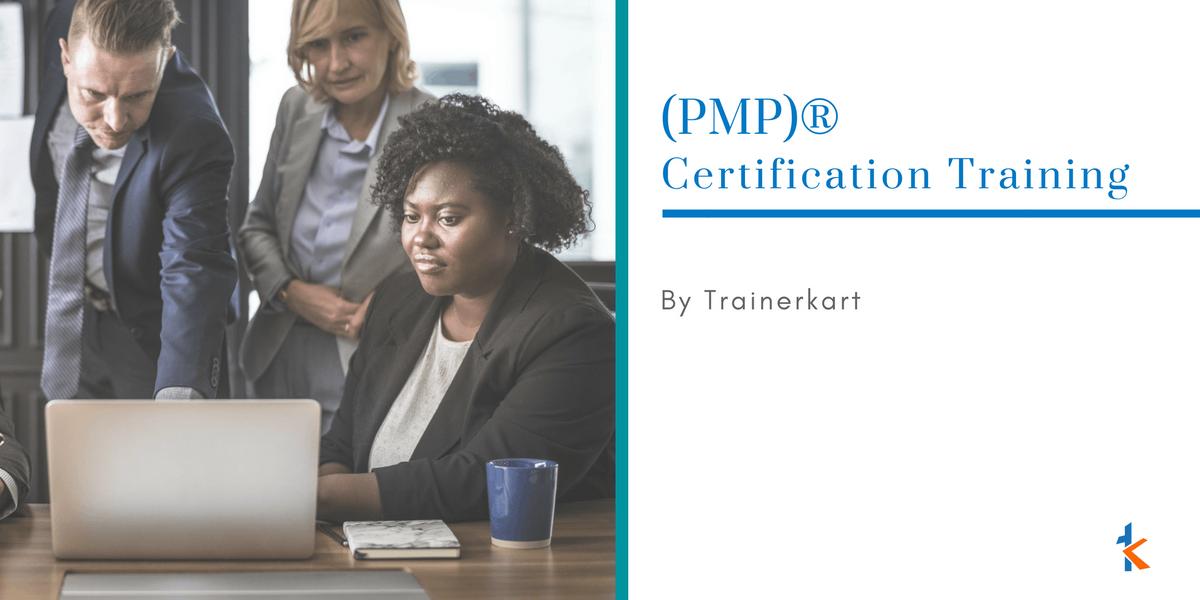 PMP Classroom Training in Cincinnati OH