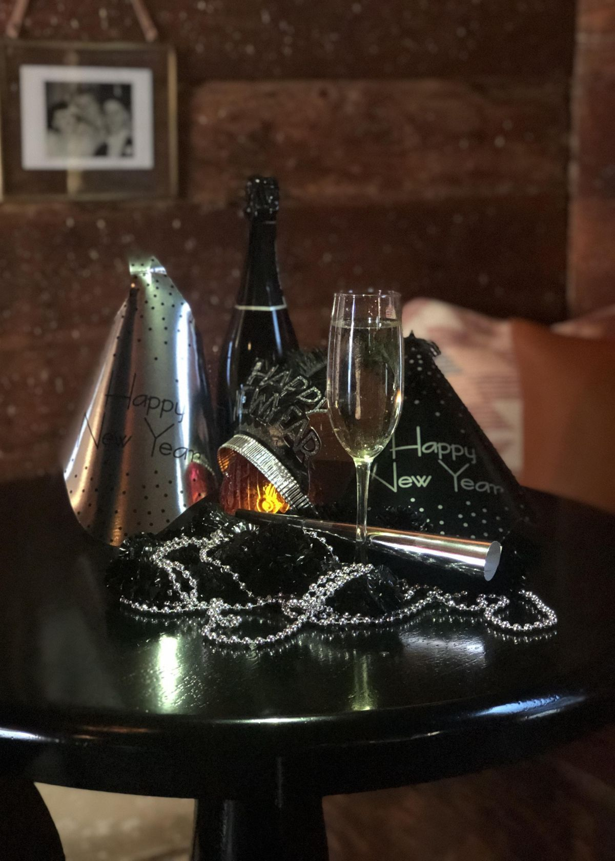 New Years Eve 2019 Bottomless Bubbles