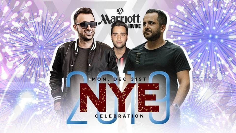 Orange County New Years Eve Persian Party 2019