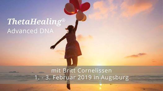 ThetaHealing Aufbau DNA