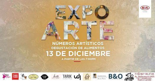 Expo Arte Kia Laredo