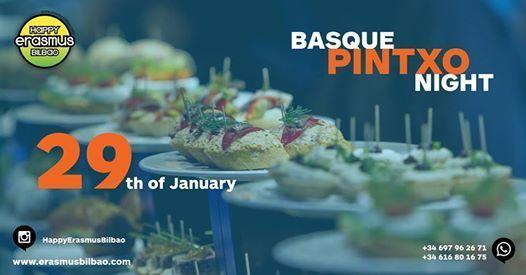 Basque Pintxo Night