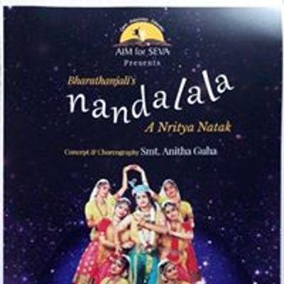 Anitha Guha's Bharathanjali
