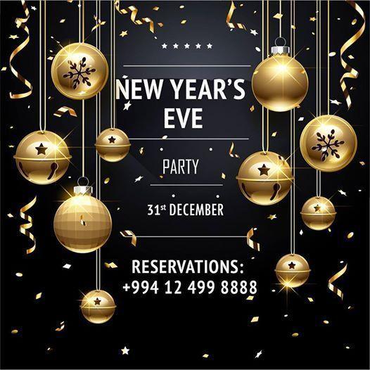 New Year at JW Marriott Absheron Baku