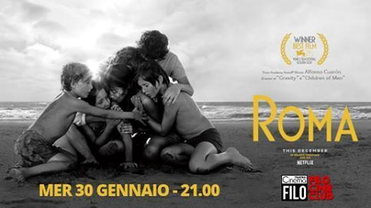 ROMA di Alfonso Cuarn