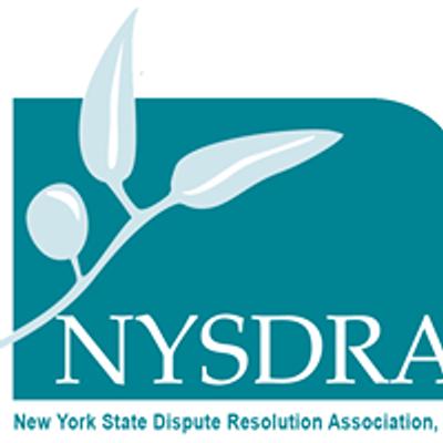 New York State Dispute Resolution Association, Inc.