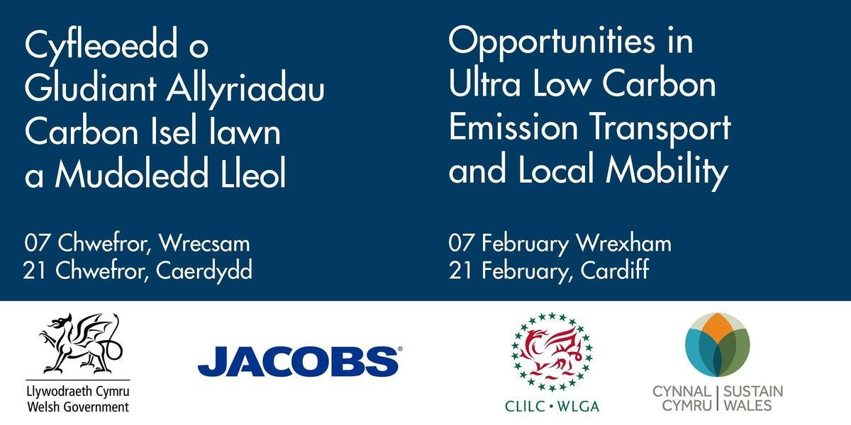 Opportunities in Ultra Low Carbon Emission Transport and Local Mobility (Wrexham)