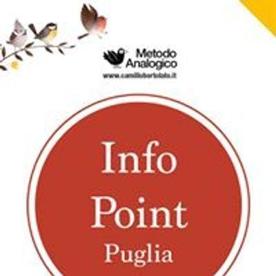 InfoPoint Puglia Metodo Analogico di Camillo Bortolato