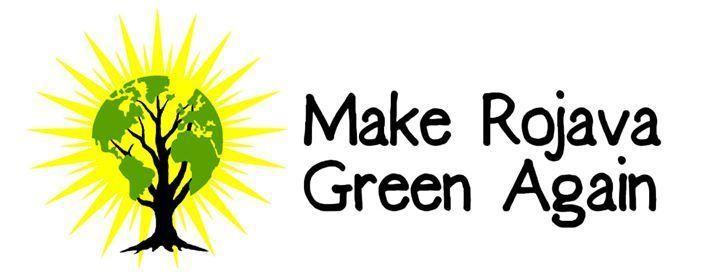 Presentazione del libro  Make Rojava Green Again