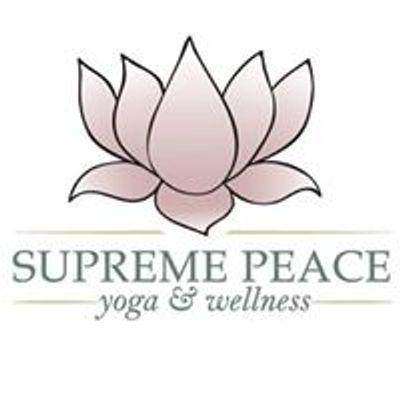 Supreme Peace Yoga & Wellness