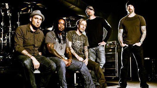 Sevendust at Jannus Live