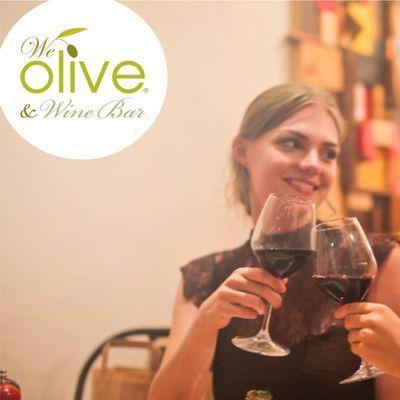 We Olive &amp Wine Bar - Reserve Bottle Tasting