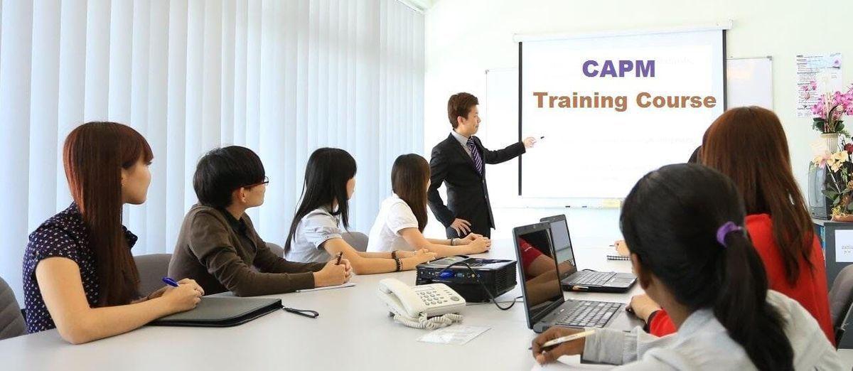 CAPM Training Course in Austin TX