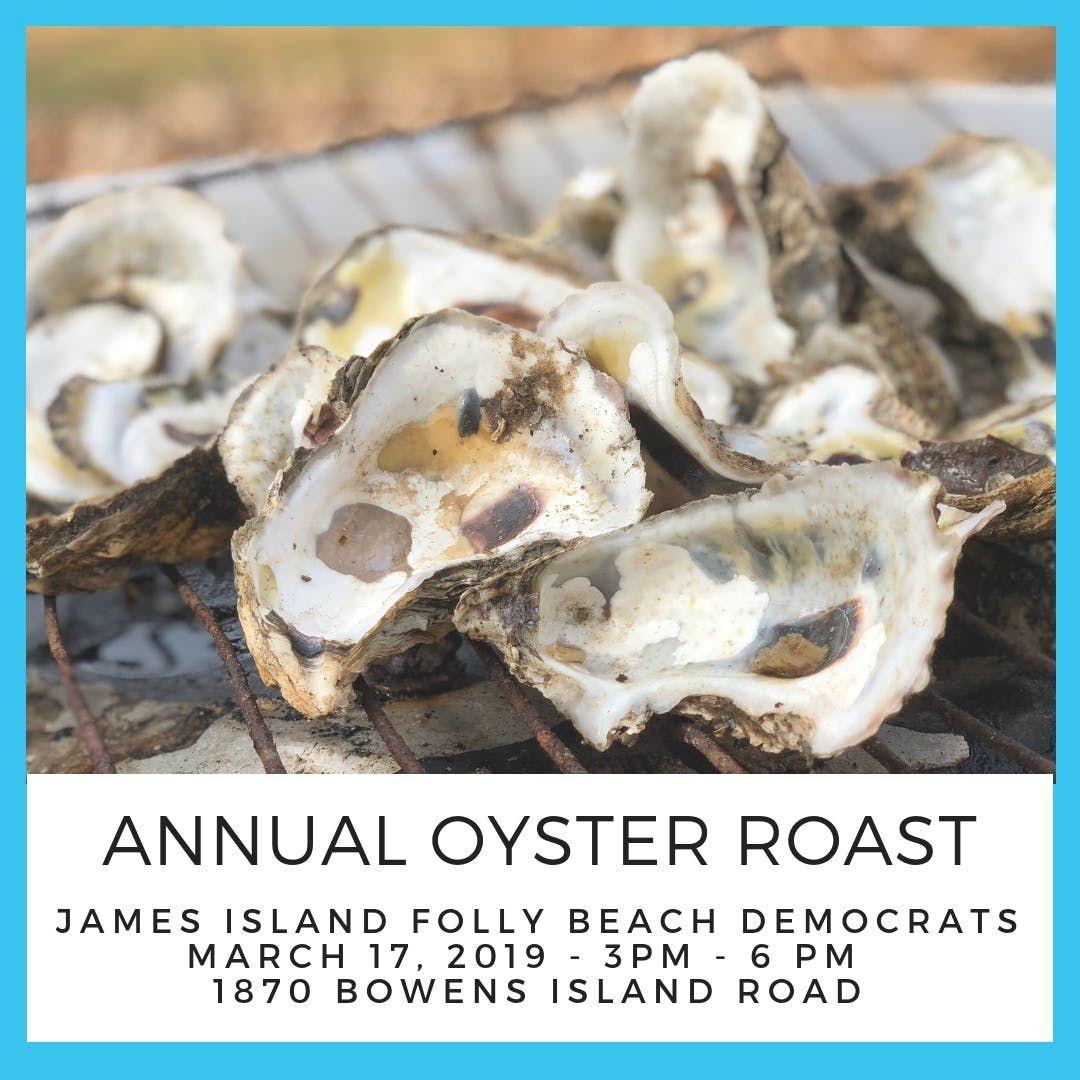 James Island-Folly Beach Democrats Oyster Roast