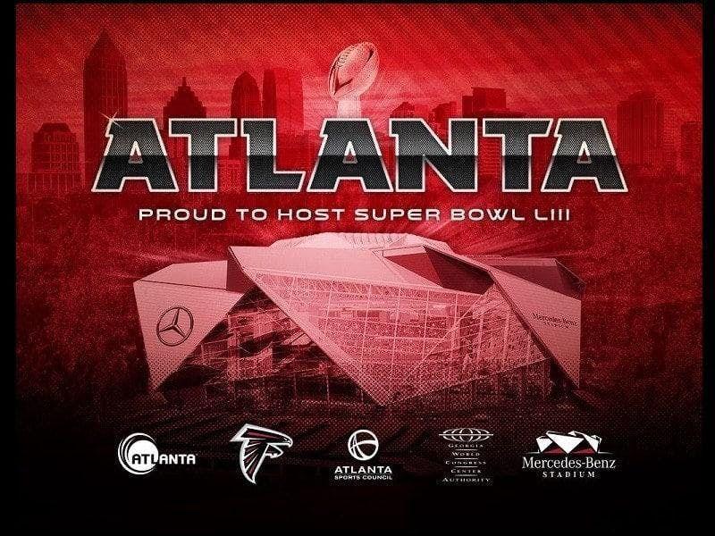 2019 Atlanta Superbowl 53 and Bus Tour