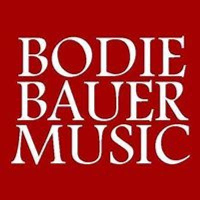 Bodie Bauer Music