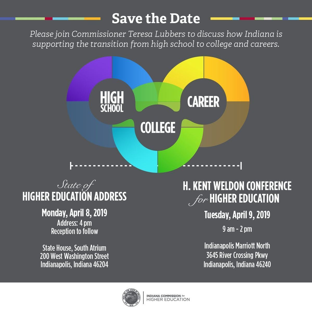 2019 H. Kent Weldon Conference for Higher Education