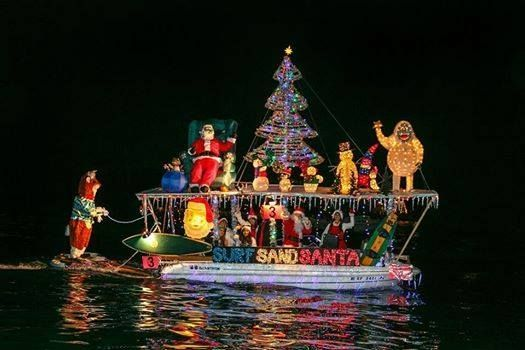 Cape Coral Christmas Boat Parade