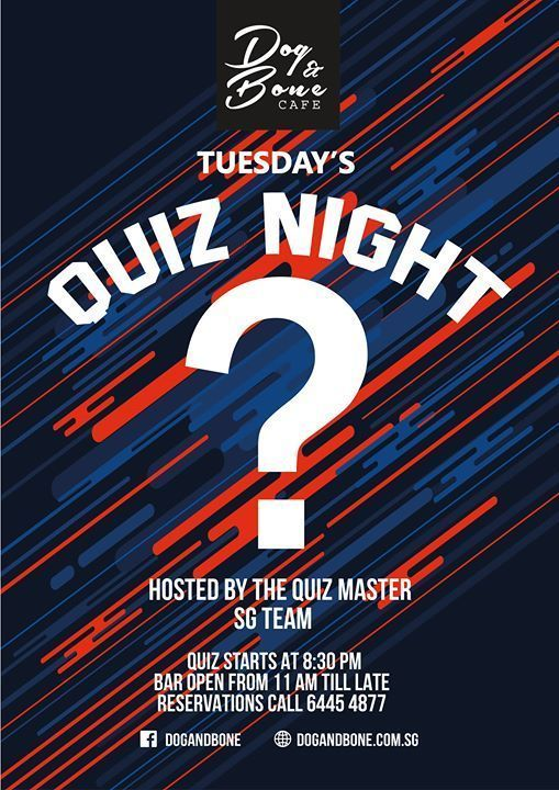 2019 DnB Quiz Night