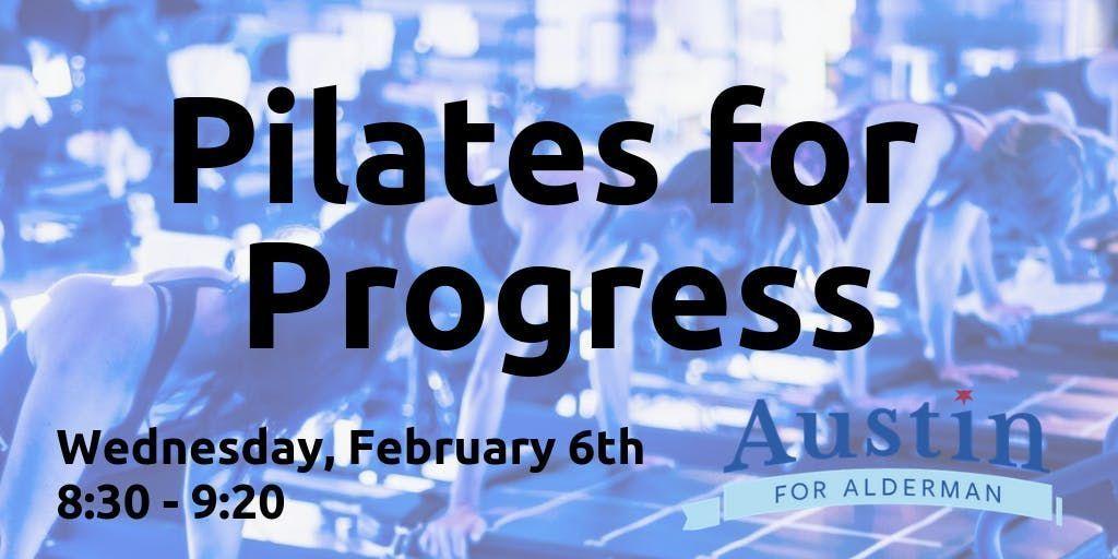 Pilates for Progress