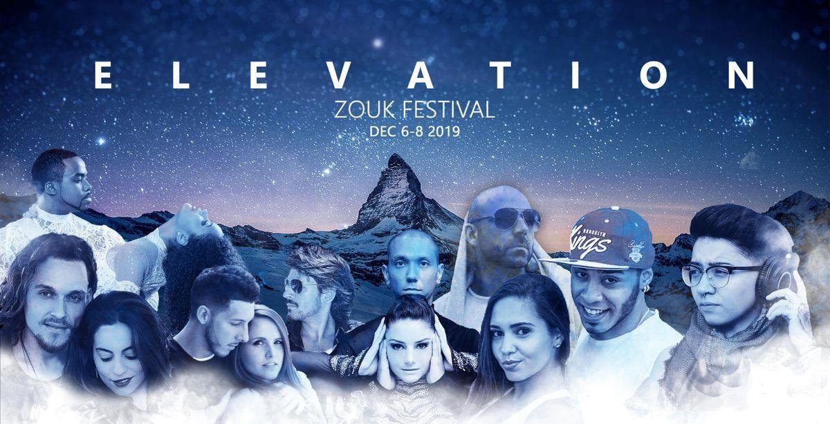 Elevation Denver Zouk 2019