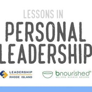 Lessons in Personal Leadership - bdeliberate Time Mastery