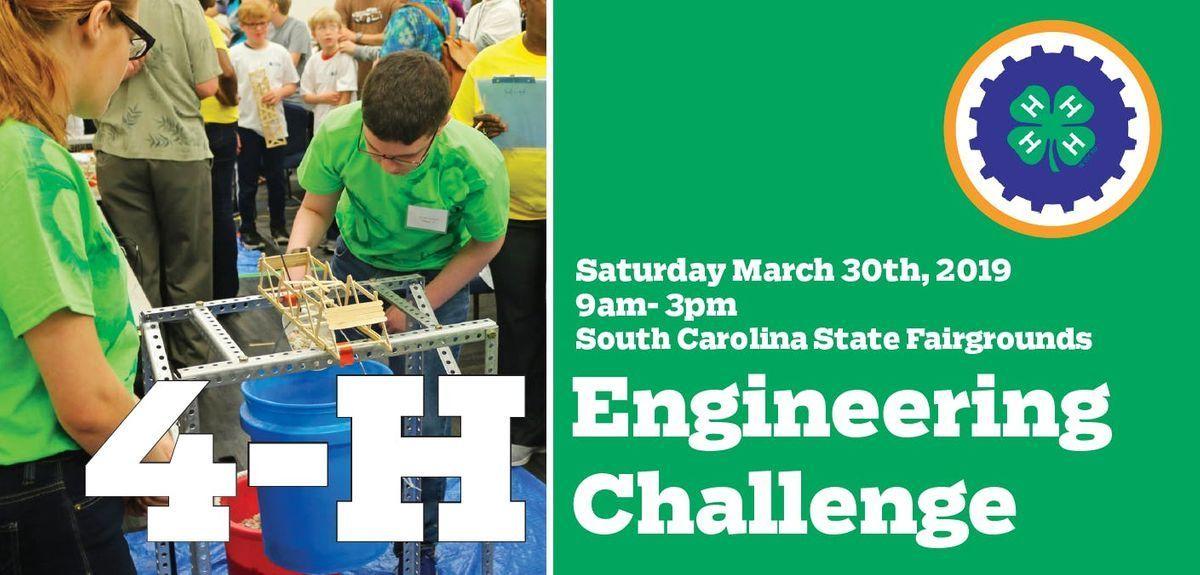 4-H Engineering Challenge 2019