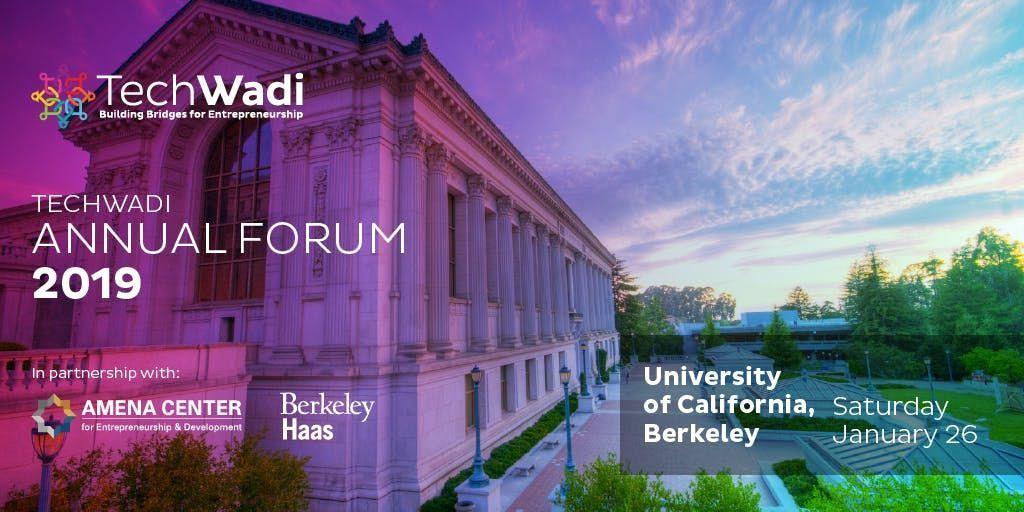 TechWadi Annual Forum 19