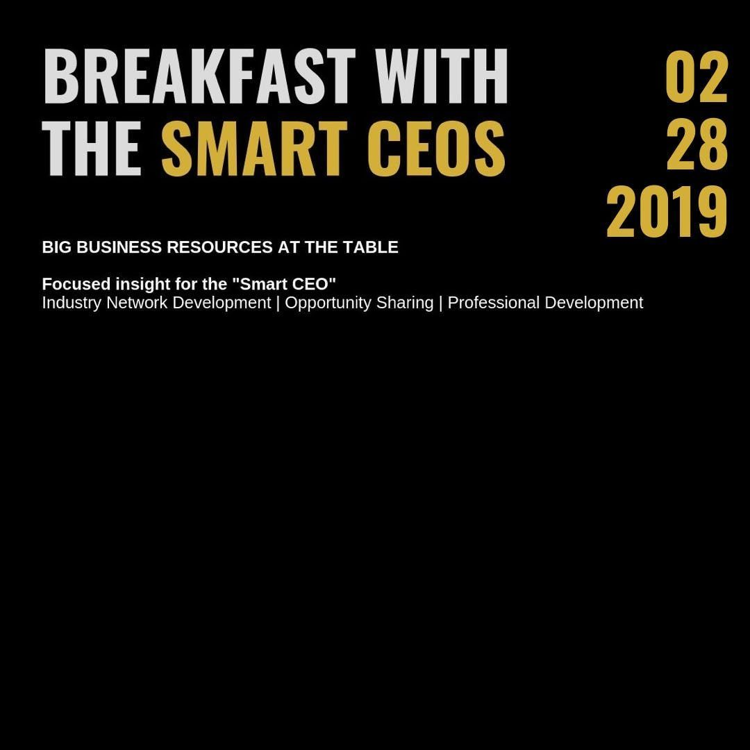 February Breakfast with Smart CEOs