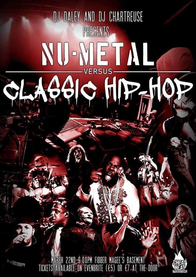 Nu Metal VS Classic Hip Hop