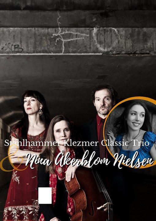 Stahlhammar Klezmer Trio & Nina kerblom Nielsen