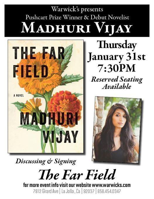 Madhuri Vijay - The Far Field