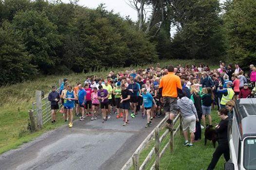 Tintern Abbey Trial Run  Walk
