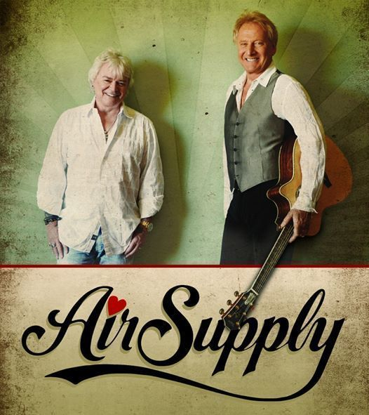 Air Supply at King Center of the Performing Arts (Melbourne FL)