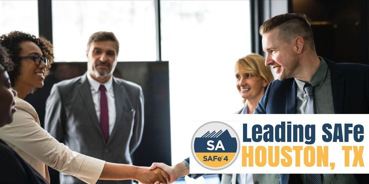 Leading SAFe 4.6 Certification - Ultimate Agile Experience