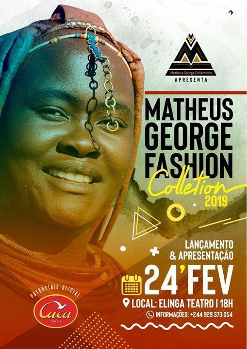 Matheus George Fashion Collection 2019