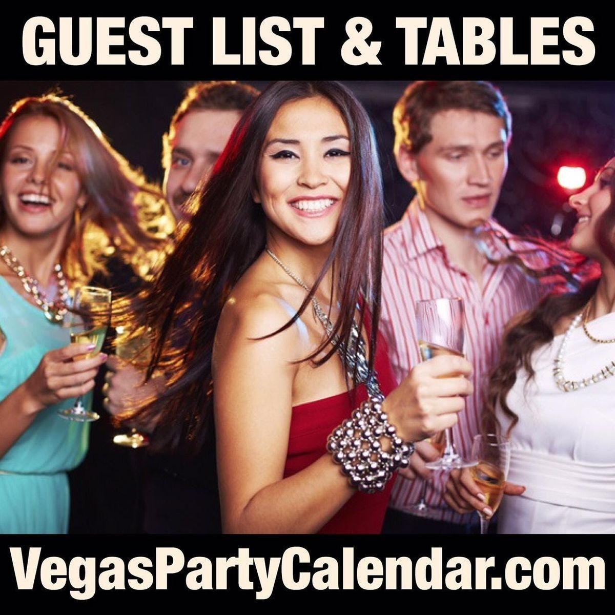 KAOS Vegas Nightclub  Palms - Guest List & Bottle Service - 111