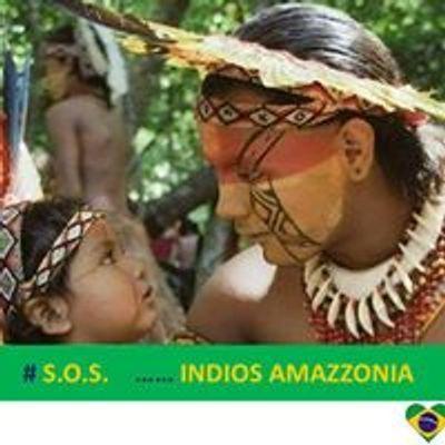 SOS Indios Amazzonia