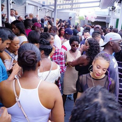 AfroBeatsDC Sunday DayParty Jul 21
